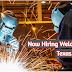 $27.22/hr: Welders Helpers Needed for Construction Work in Texas.