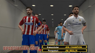 Download Links Game PES2017 Jogress V2 Update Versi Terbaru For Android PPSSPP dan PC