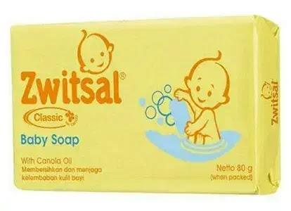sabun batangan bayi