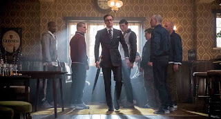 Dunia Sinema Kingsman : The Secret Service Aksi Hart