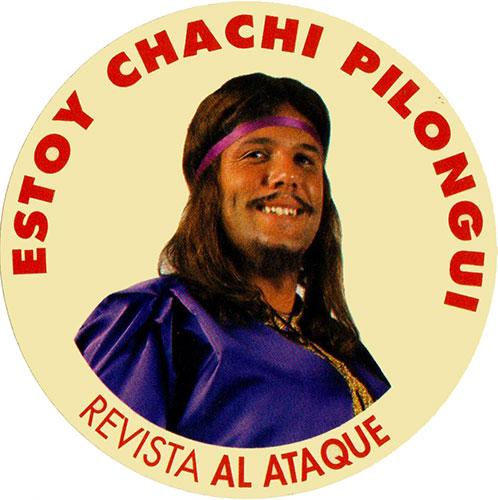 Pegatina Al Ataque Carlos Jesús