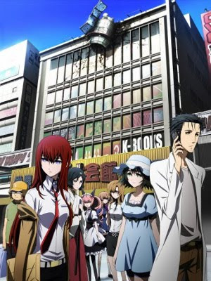 steins;gate movie anime otoño 2012