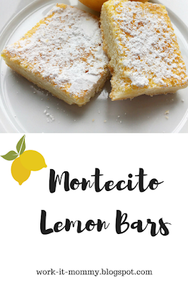 Lemon Bars // Yellow {A Year of Color #5}