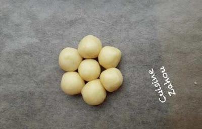 حلوة الوردة البيضاء