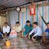 Huyện đoàn Phú Tân thăm, tặng quà các tân binh trước khi lên đường nhập ngũ năm 2021