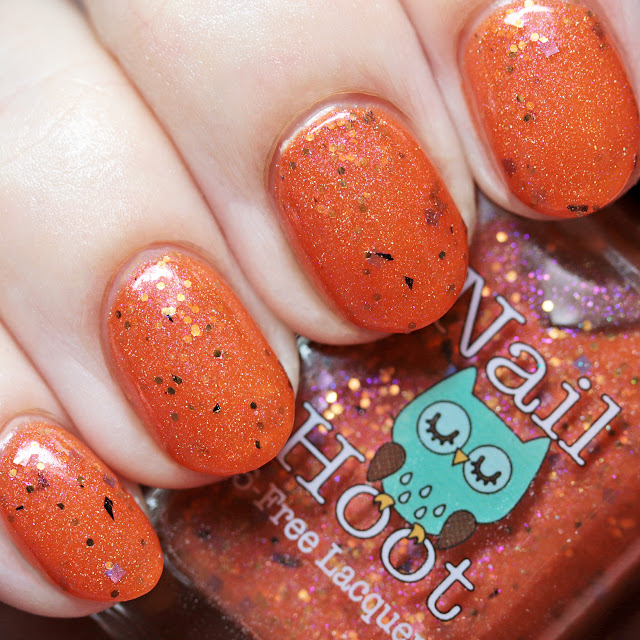 Nail Hoot Indie Lacquers Trick Or Treat