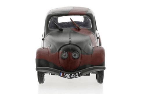 PEUGEOT 202 1:43, voitures militaires de la seconde guerre mondiale