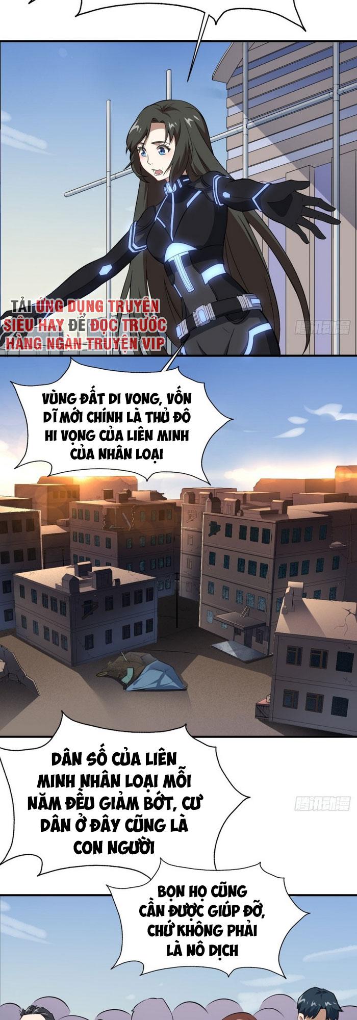 Cao Năng Lai Tập chap 40 - Trang 17
