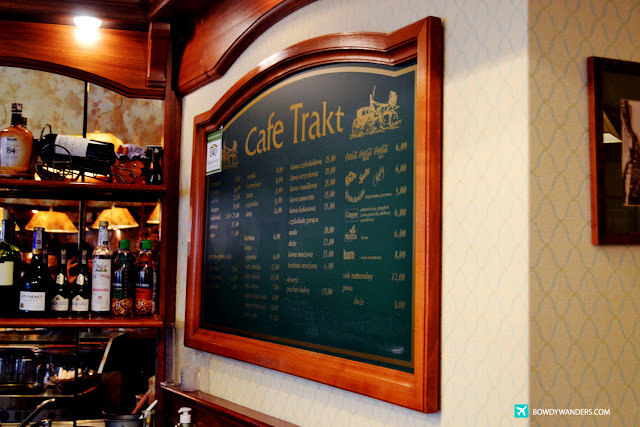 bowdywanders.com Singapore Travel Blog Philippines Photo :: Poland :: Cafe Trakt: Best Coffee Place To Find in Warsaw's Old Town