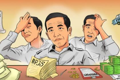 BPJS, Bapak Presiden Jokowi 'Sehat'?