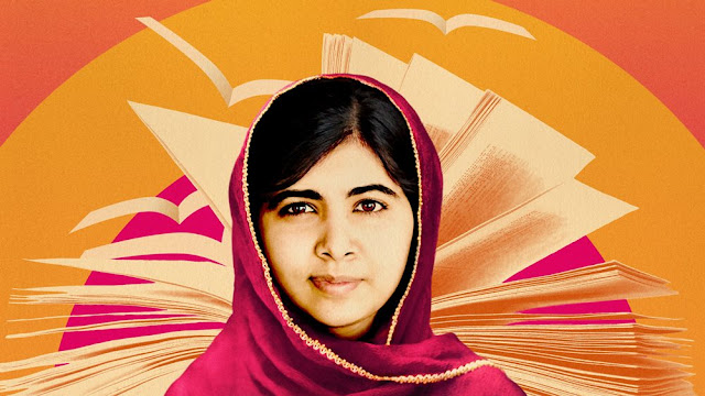 Special projection of 'Pedman' for Malala