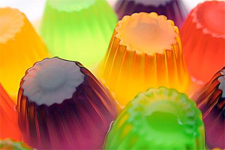 Você acha gelatina saudável?