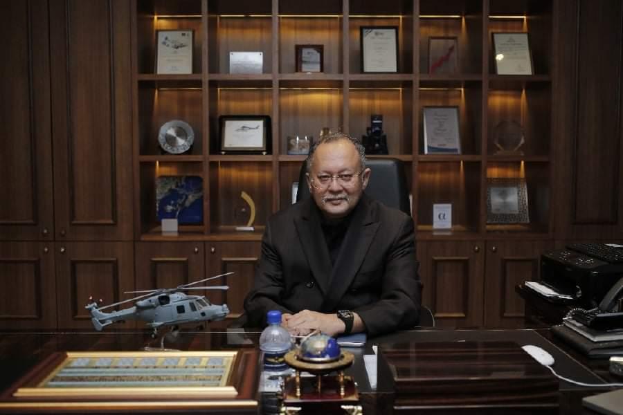 Tan Sri Syed Azman, pemilik syarikat Weststar