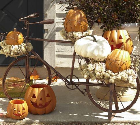 20 Fantastic Fall Porches The Cottage Market