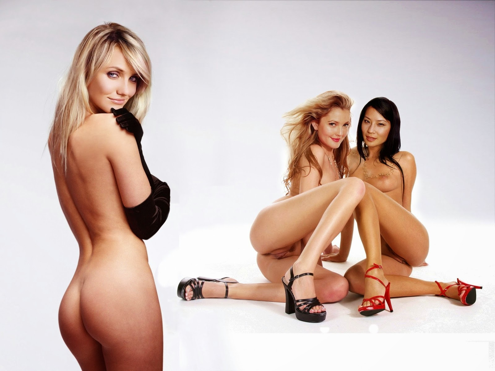 Think, that Cameron diaz naked fakes with