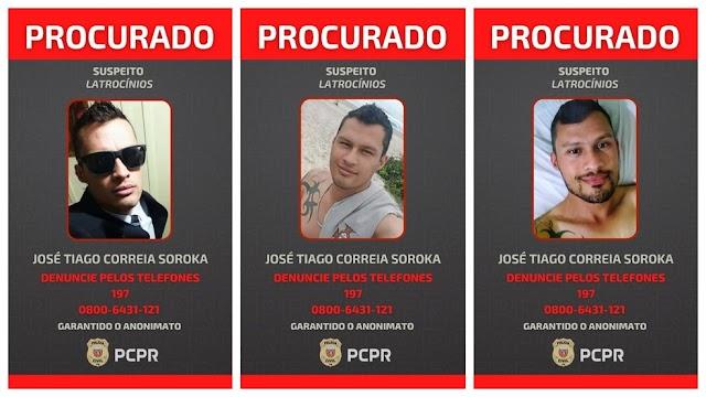 Assassino em Serie que mata homossexuais em Curitiba é identificado pela polícia mas segue foragido