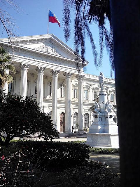 Edificio del Ex Congreso de la Nación, Santiago de Chile