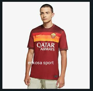 Jersey bola murah As Roma