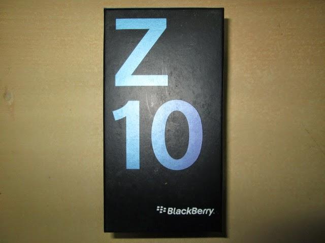 Dus Blackberry Z10 Dijual
