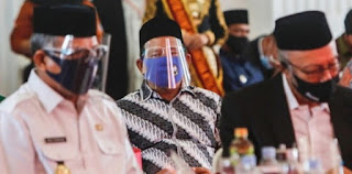Tanpa Gejala, Wakil Walikota Banda Aceh Zainal Arifin Positif Covid-19