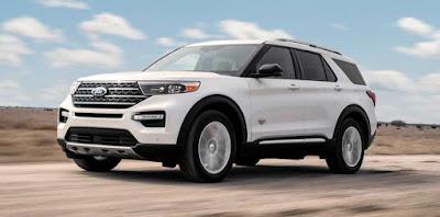 فورد تطلق سيارتها الجديدة الفاخرة Explorer King Ranch بمواصفات قوية !