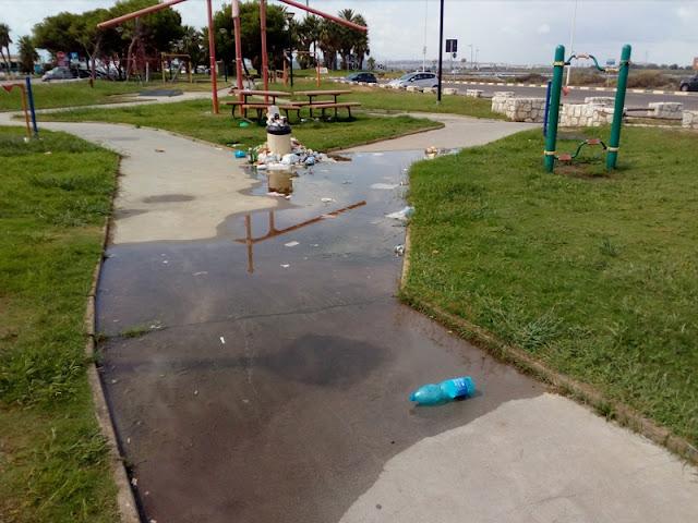 Parco giochi Poetto - Bussola