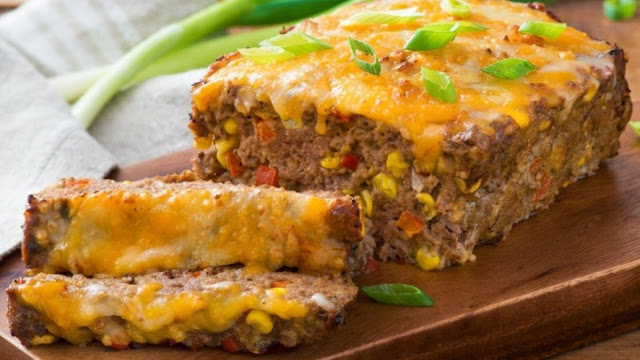 Mexican Meatloaf, Delicious Mexican Meatloaf