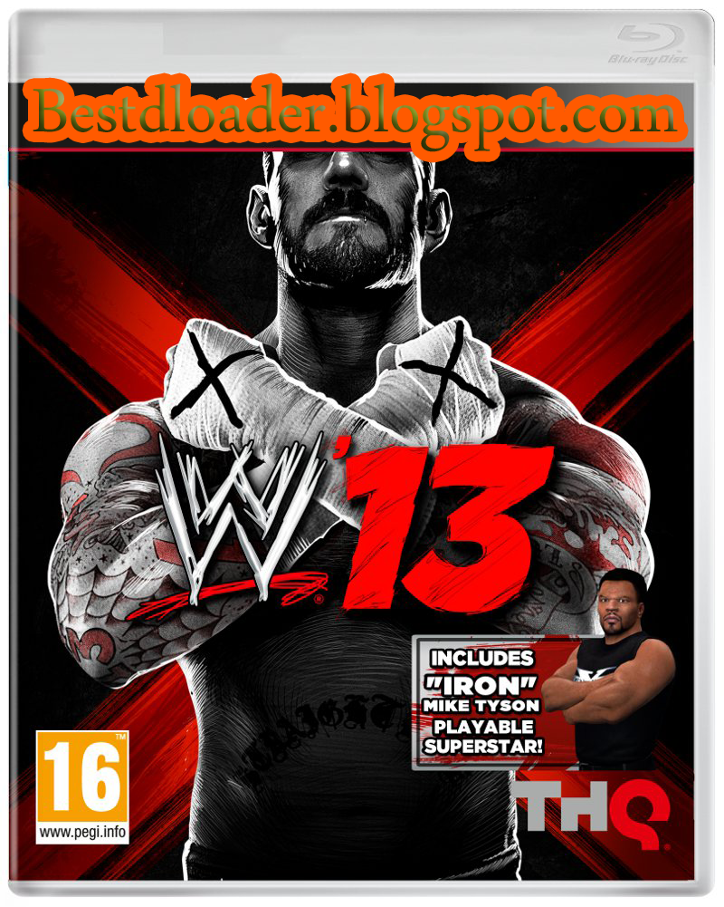Wwe 13 Game Full Version Free Download Fighting Games Free