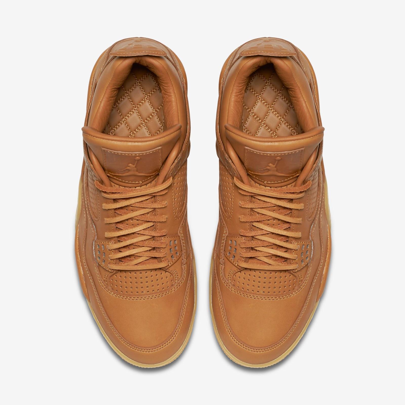 Nike Mens Air Jordan 4 Retro Premium Pinnacle WHEAT GingerGum Yellow 819139- 205 eBay ajordanxi Your 1 Source For Sneaker Release Dates Air Jordan ... 1a6cda00f