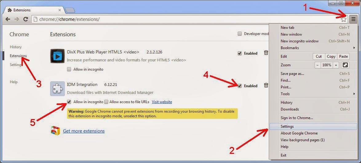 حل مشكلة برنامج التحميل internet download manager