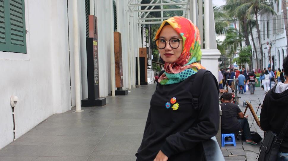 Kota Tua Dan Dermaga Hati Jakarta
