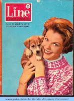Recueil Line, numéro 25, 1961