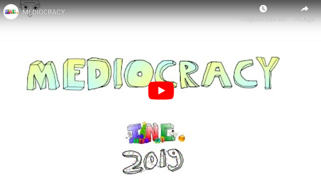Mediocracy INC 2019 Incredible Circus