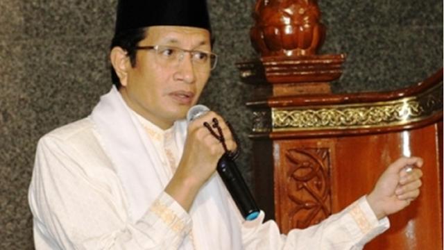 Imam Besar Istiqlal: Jangan Menyalahkan Orang Lain