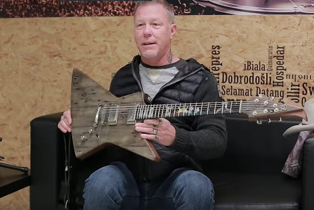 james hetfield live 2018 carl