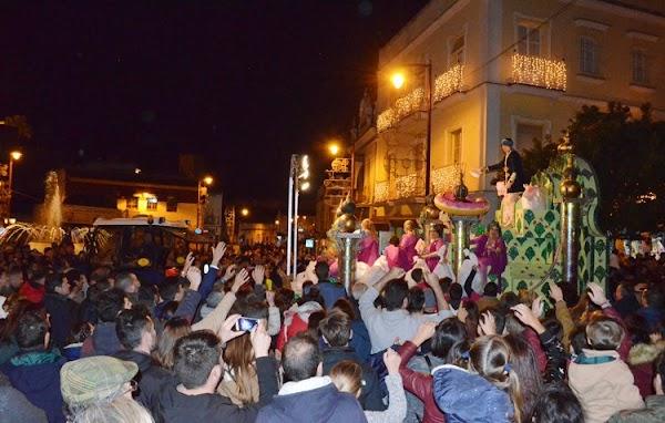 Horario e Itinerario Cabalgata de Reyes 2020 de Utrera (Sevilla)