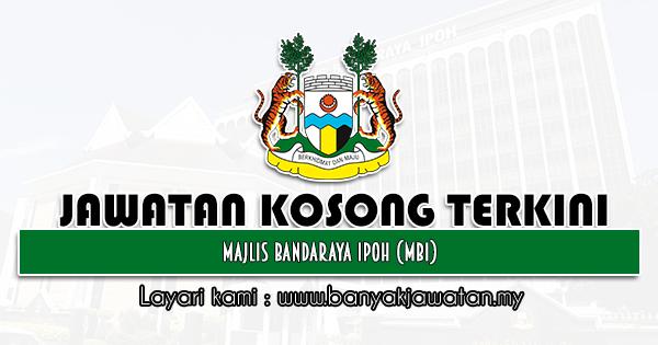 Jawatan Kosong 2021 di Majlis Bandaraya Ipoh (MBI)