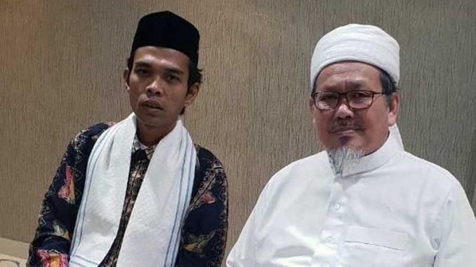 Ustad Abdul Somad dan Ustadz Tengku Zulkarnain