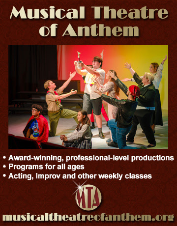 Musical Theatre of Anthem presents