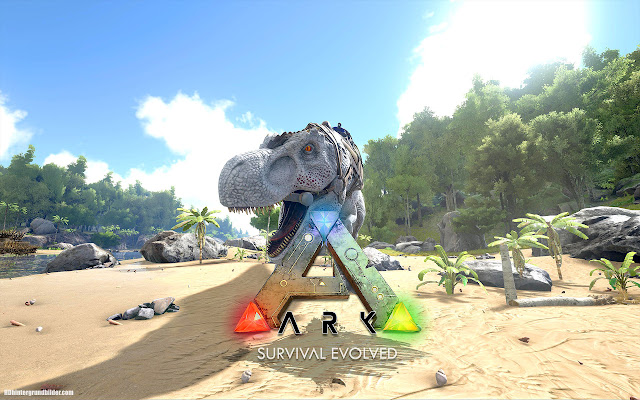 ARK: Survival Evolved wallpaper