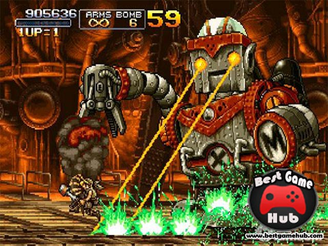 Metal Slug All Collection Free Download Full Version