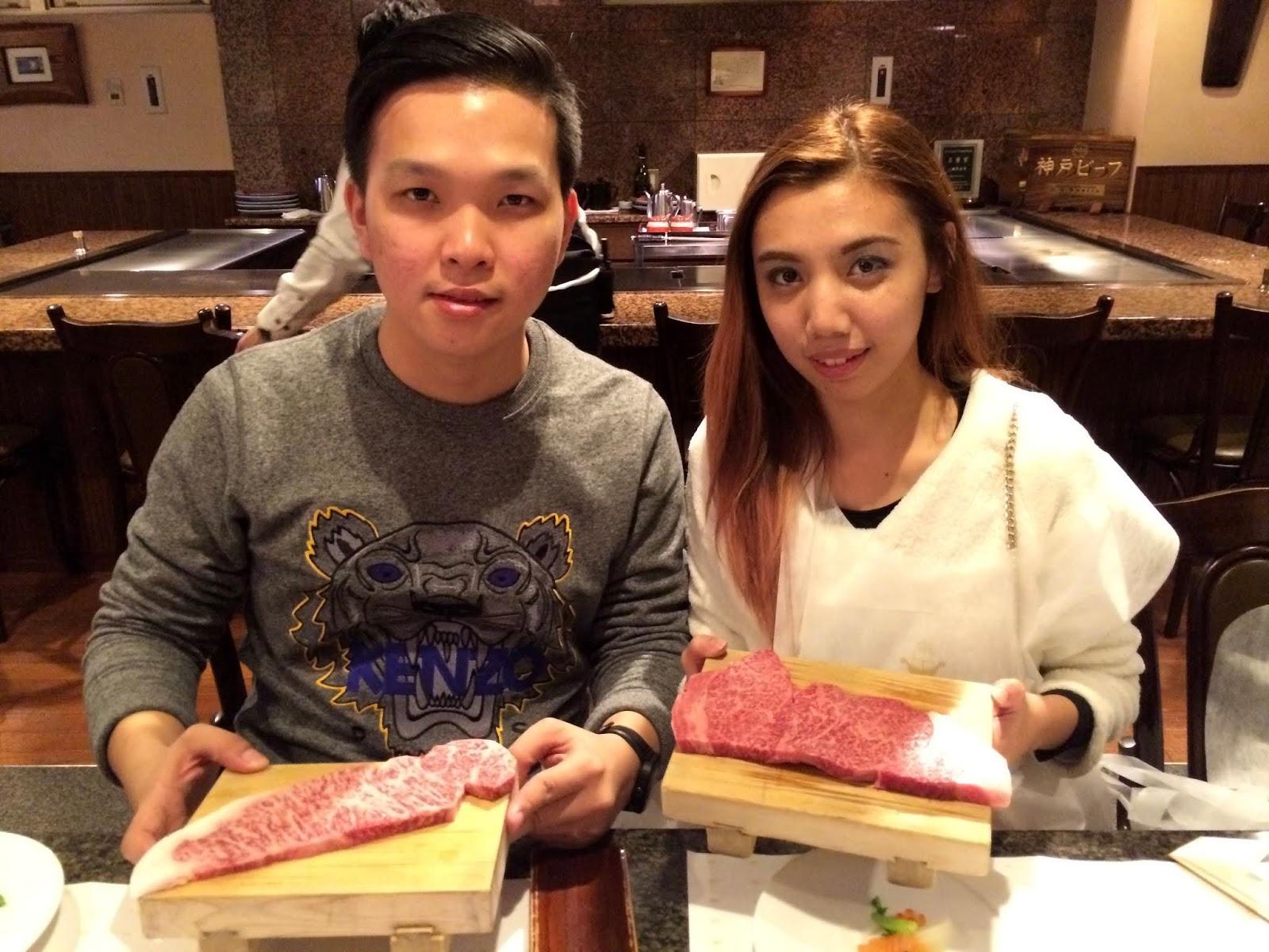Mouriya - The Best Restaurant for Eat Kobe Beef Steak in Kobe