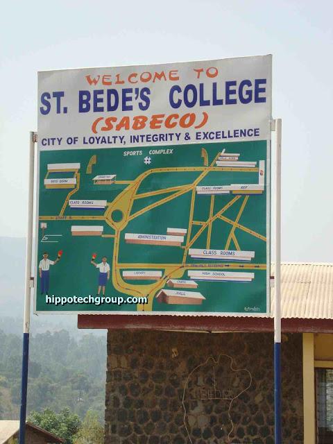 St. Bedes Ashing Kom
