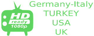 BBC UK Sky Comedy DE ITALIA Showtime USA Turk