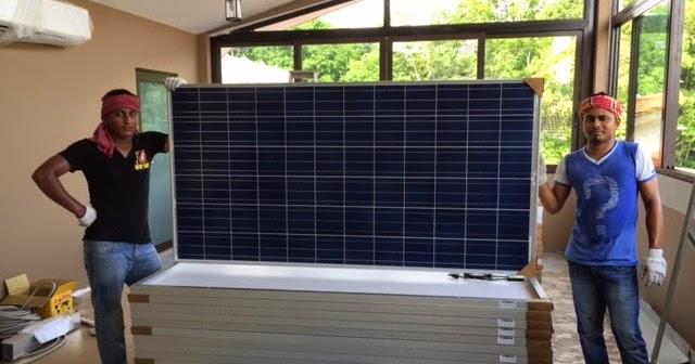 Petunialee Hyland Solar Panels
