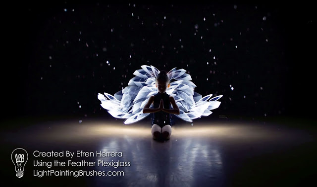 Light Painting Tutorial: Wings