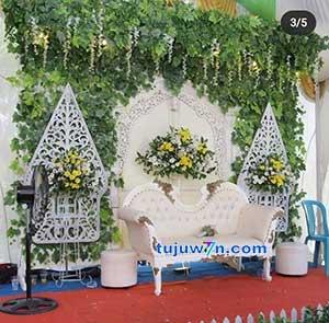 rias pengantin dan dekorasi semarang murah