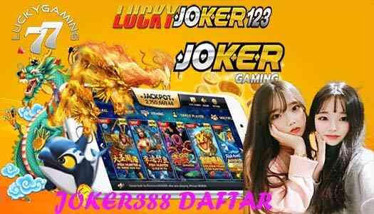 JOKER388 DAFTAR WEBSITE TERLENGKAP & BERKUALITAS