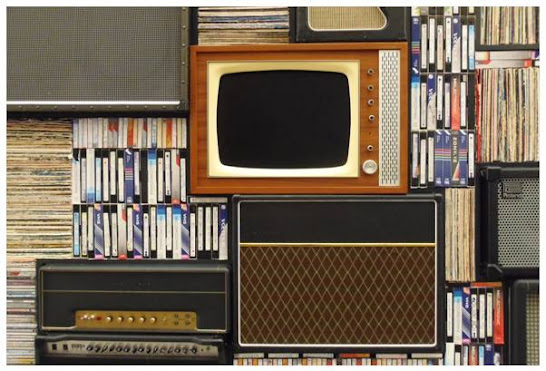 Tune in and Learn Something: The Remarkable History of Television