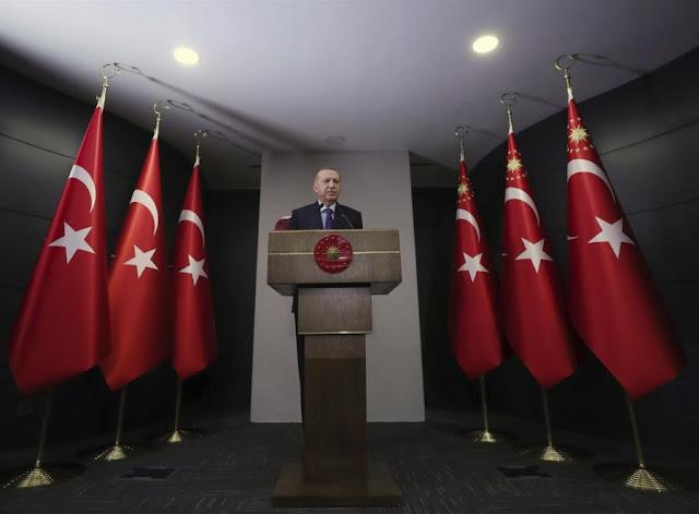 Γερμανικά ΜΜΕ: «Ο Ερντογάν ως κληρονόμος του Μωάμεθ του Πορθητή»